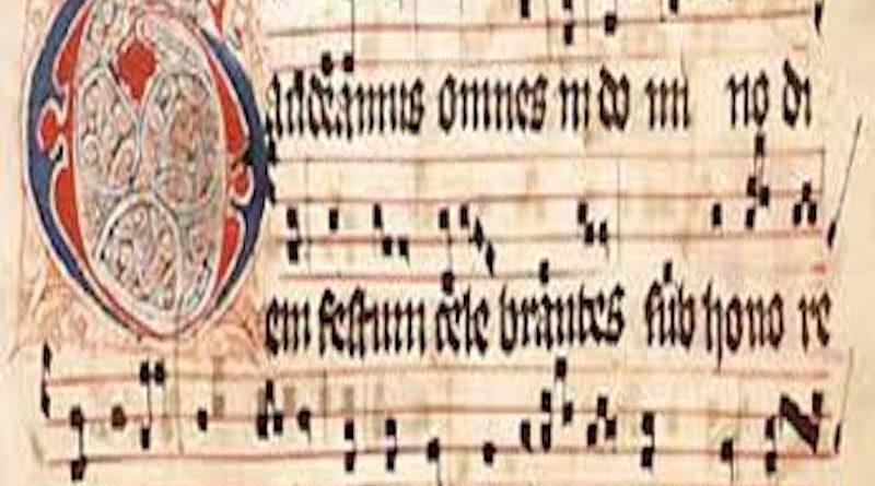 Obra musical de Santa Hildegarda